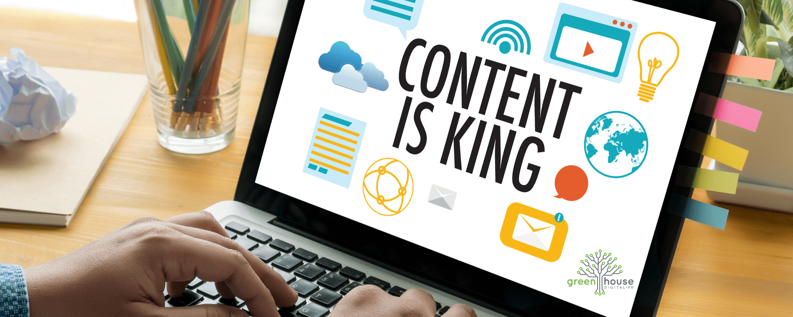content marketing manufacturers